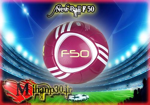 Adidas F50 Ball (by Pirlo) Ball10