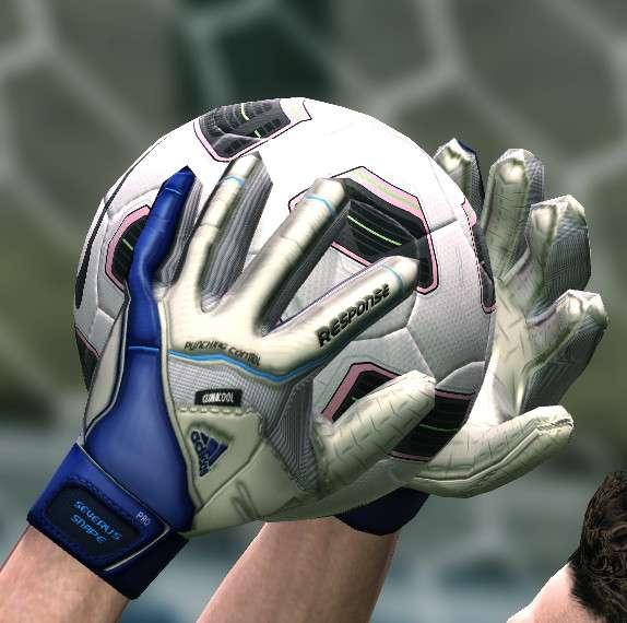 Recopilación de guantes (PES 2011) C8979f10
