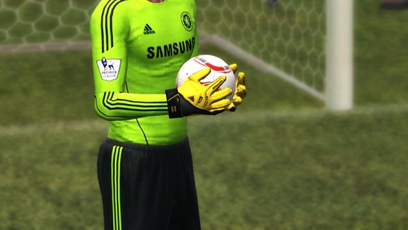 Recopilación de guantes (PES 2011) Pes20116