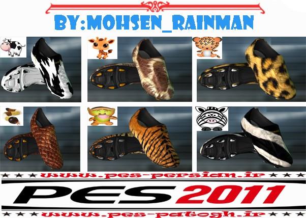 Recopilación de boots/bootpacks (PES 2011) User_157