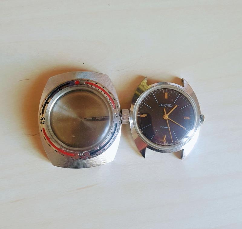 Avis 1er achat montre vintage et gros poignet 20210114