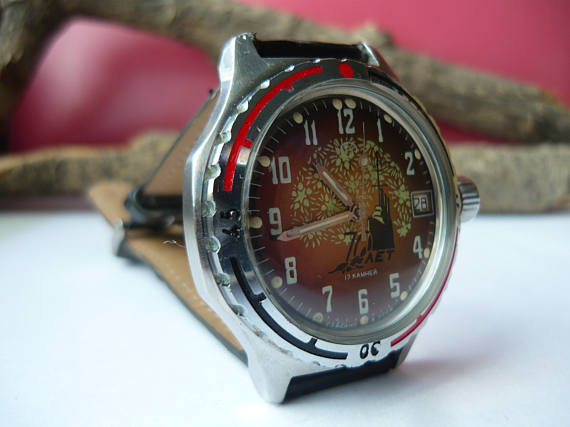 Vostok anniversaire 1917-1987 Il_57010