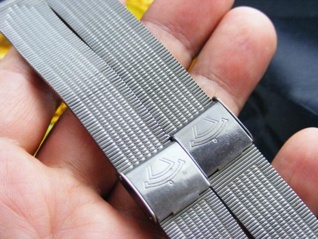 Quel bracelet métal vintage pour une Amphibia S-l16013