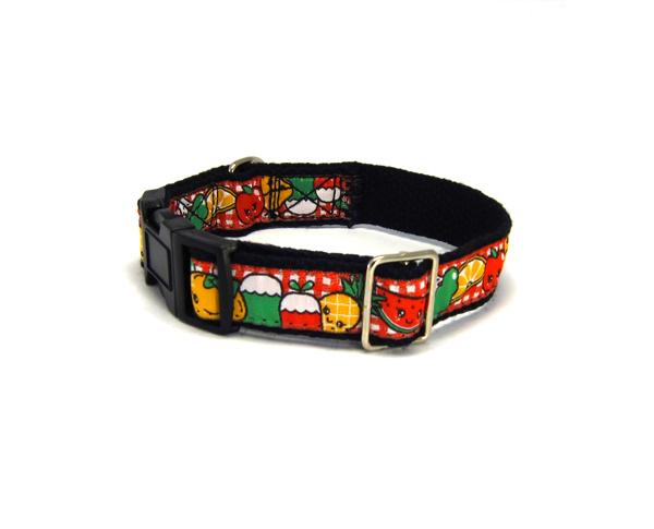 Kappachan: jolis colliers pour chien Cerise10