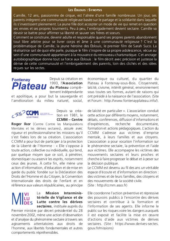 """""""Les éblouis"""" - Projection-débat au Komos le 4 décembre Flyer_10"""