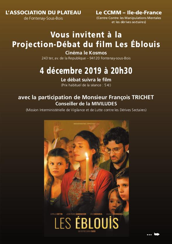 """""""Les éblouis"""" - Projection-débat au Komos le 4 décembre Flyer_12"""
