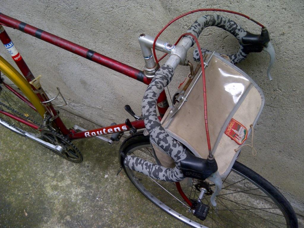Randonneuse légère/cyclo Jo Routens 1970 environ Img-2043