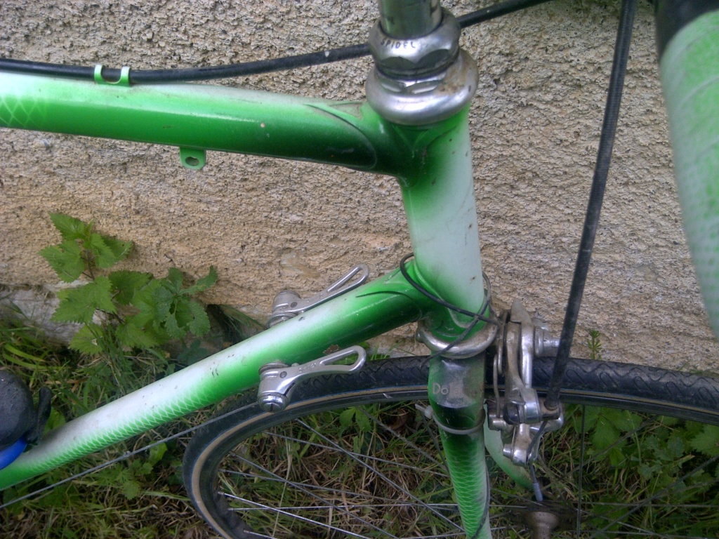 Course artisanal, Doléac. 80's campagnolo spidel Img-2089