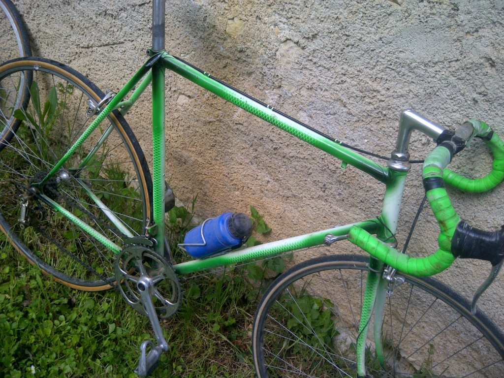 Course artisanal, Doléac. 80's campagnolo spidel Img-2094