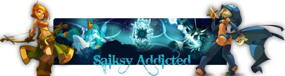 Bienvenue sur le forum de la guilde Saiksy Addicted sur Agride