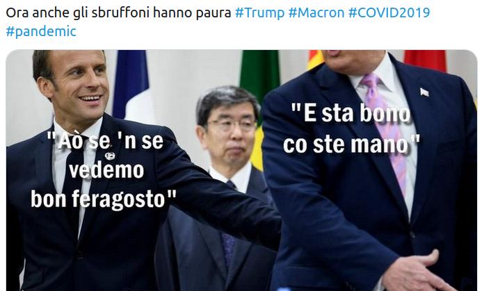 Il governo giallorosa di Giuseppi, Gigino e compagnia cantante Macron10