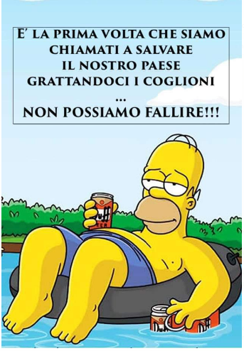 Il governo giallorosa di Giuseppi, Gigino e compagnia cantante - Pagina 3 Omer_g10