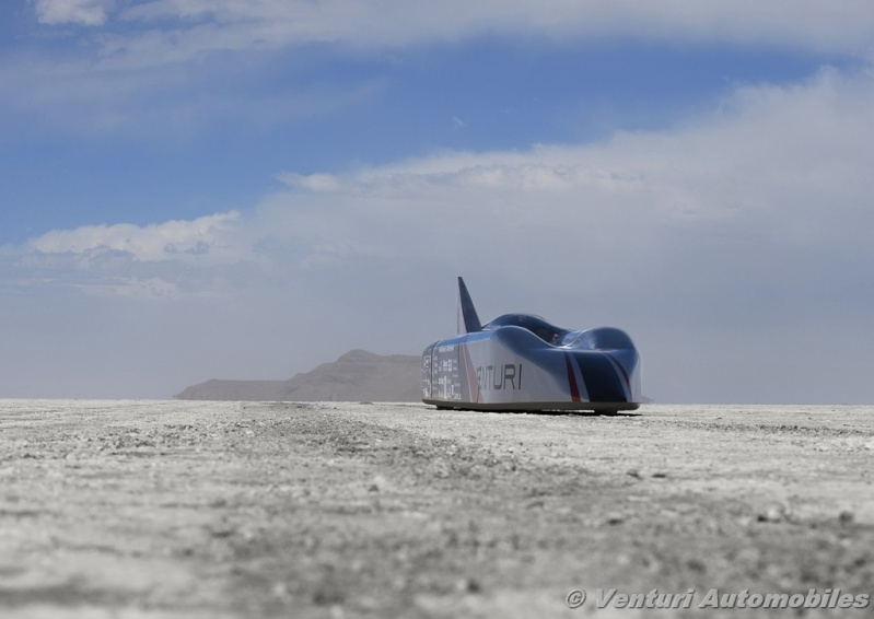 Bonneville et autres lieux de records de vitesse... Ventur10