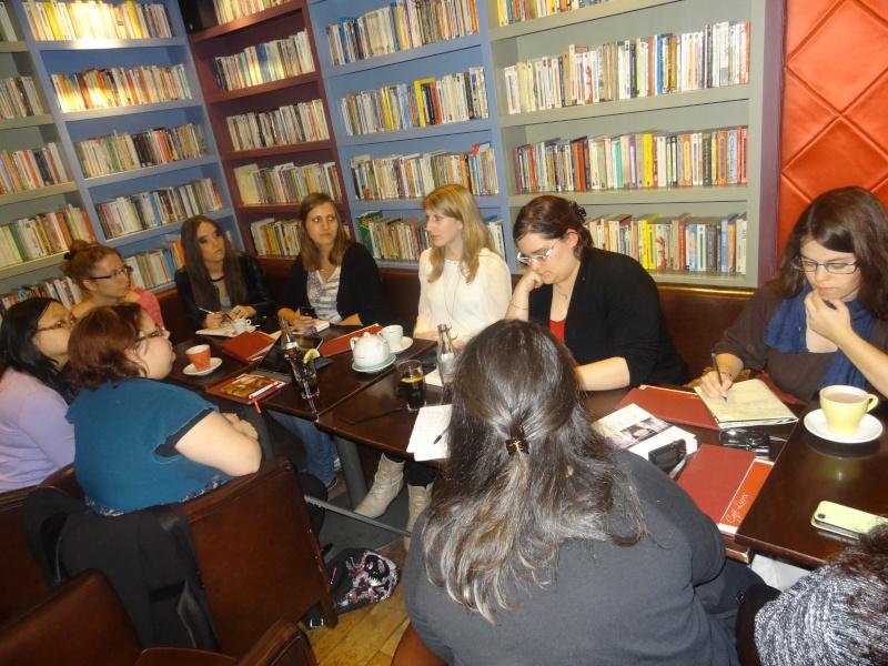 Rencontre avec Samantha Bailly - Paris, 26 avril 2013 Dsc02711