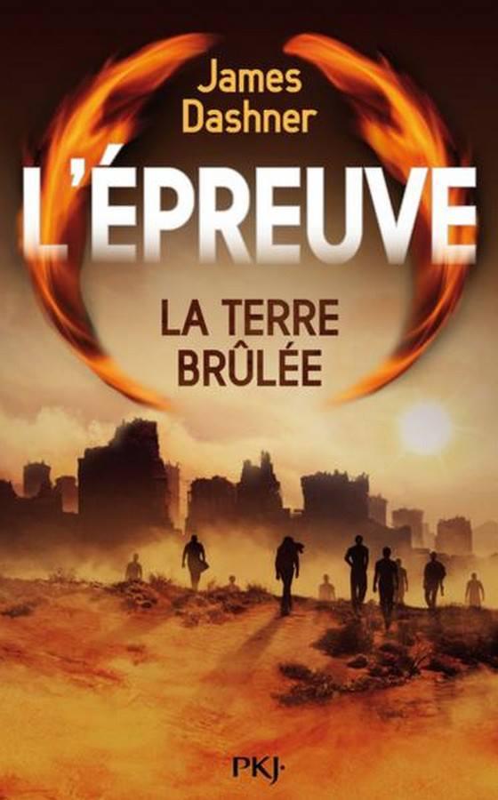 DASHNER James - L'EPREUVE - Tome 2 : La Terre Brûlée La_ter10