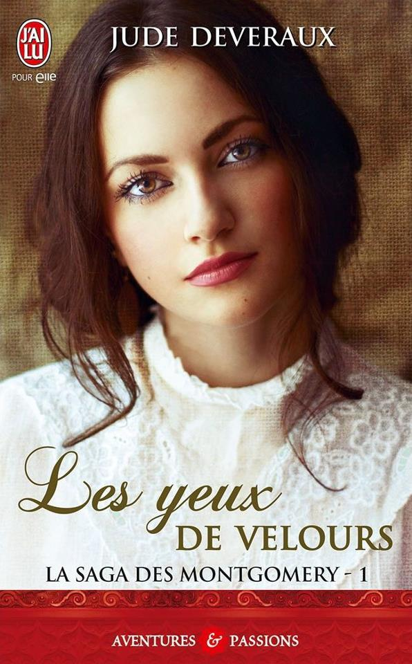 DEVERAUX Jude - LES MONTGOMERY ET LES TAGGERT - Tome 1 - Les Yeux de Velours (Moyen Age) Les_ye10