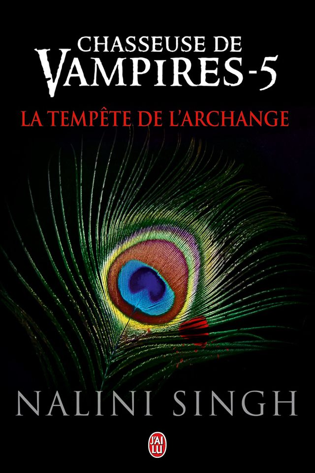SINGH Nalini - CHASSEUSE DE VAMPIRES - Tome 5 : La Tempête de l'Archange Nalini10