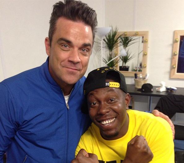 BBC Radio1 Big Weekend Robbie et Dizzee Rascal 24.05.13 13bbc118