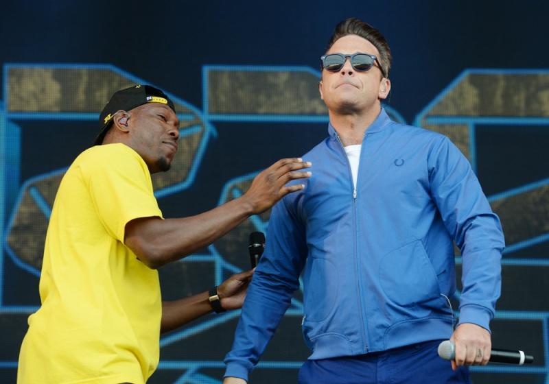 BBC Radio1 Big Weekend Robbie et Dizzee Rascal 24.05.13 13bbch12