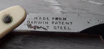 Rasoir Darwin - triple life silversteel 473c0c10