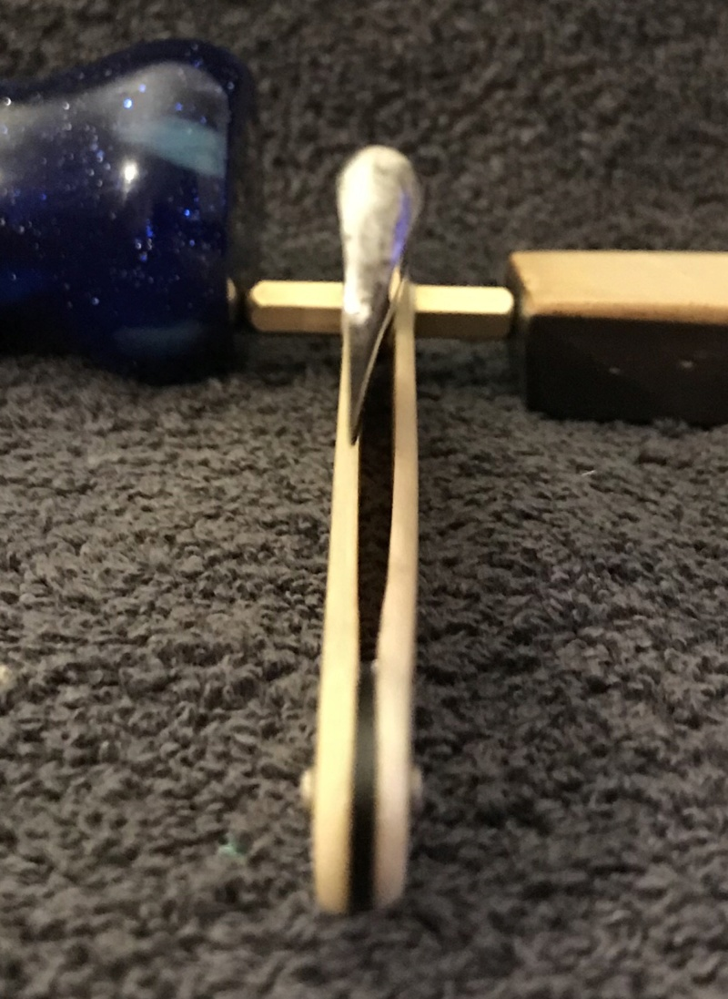 Restauration CC Opinel - problème de soie 47ed3010