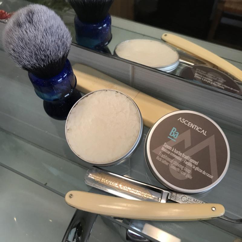 Ascentical - Savon à barbe  5a99cf10