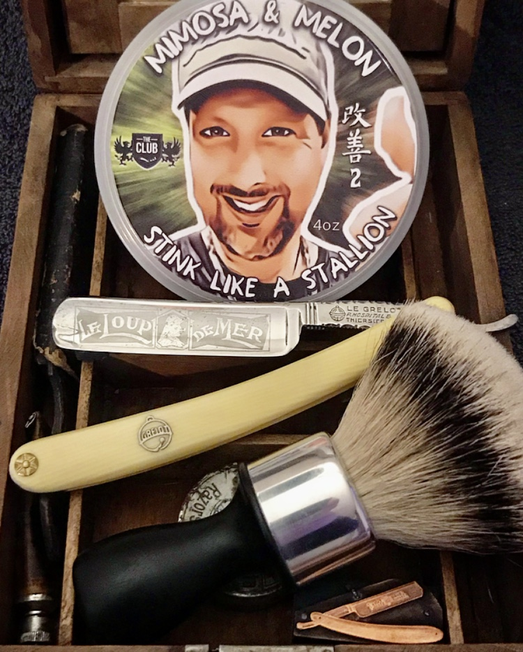 Shave of the Day / Rasage du jour - Page 14 989b0410