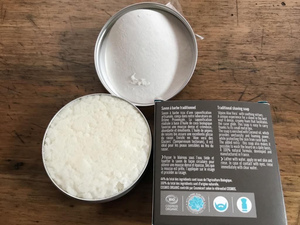 Ascentical - Savon à barbe  B67d4a10