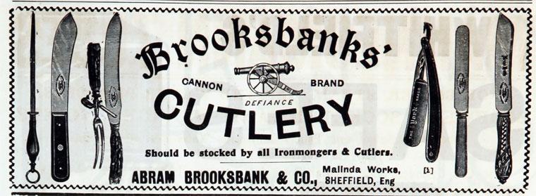ABRAM BROOKSBANK & CO Im190310