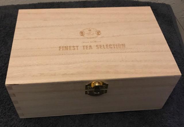 rangement dans boite de thé de chez Søstrene Grene Thumbn53