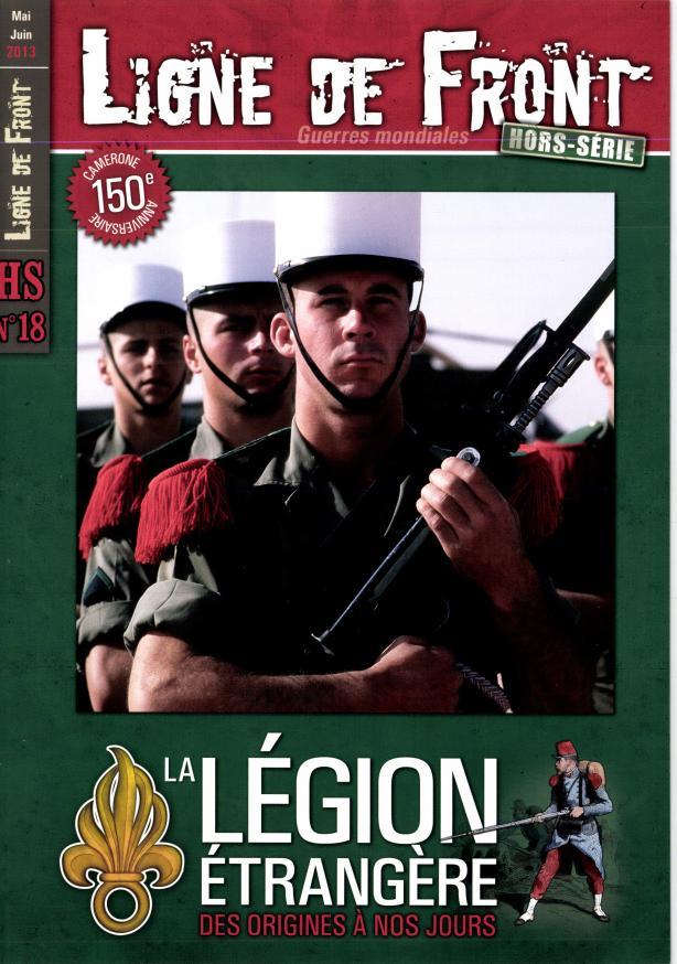 Ligne de front HS: La Légion étrangère M9340h11
