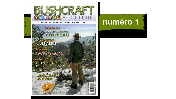 Nouvelle revue: Bushcraft Attitude Mag-n110