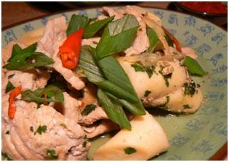 Recette de cuisine santé ( énergétique chinoise ) +  le Coriandre vertues et jardinage ... Aminca10