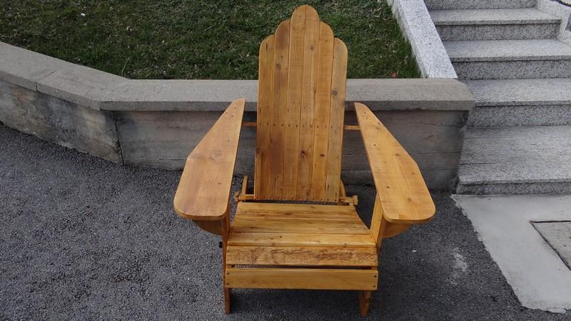 Accessoir pour fauteuil Adirondack 1010