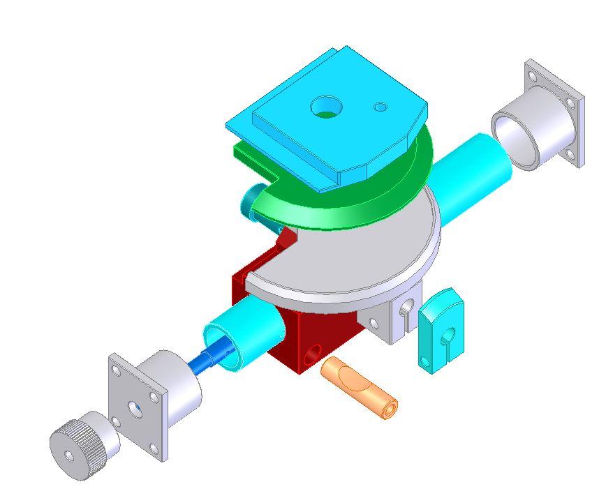 Affûteuse outils de tour a métaux Captur94
