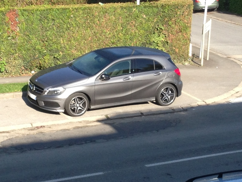 Mercedes A 200 BlueEfficiency Fascination Photo10