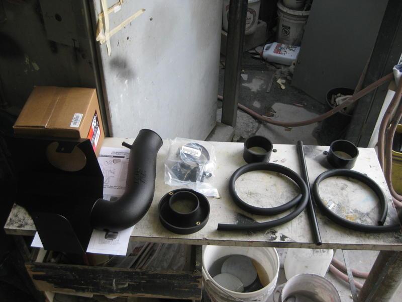 K&N air filter... Img_7110