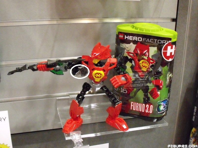 [13/02/2011] Toy fair 2011 : Hero Factory 3.0 et autres Furno_10