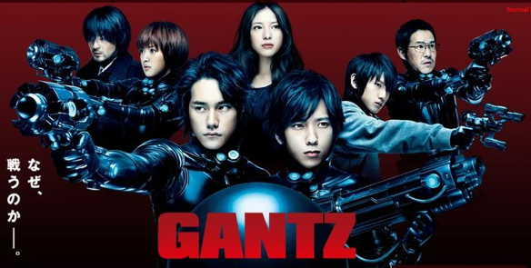 Las películas de Gantz (live-action) pueden llegar a España en pack a finales de año Gantz-10