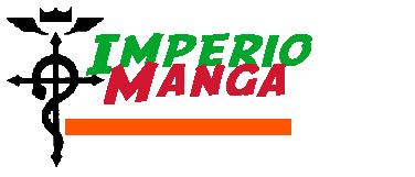 ¡Bienvenidos a Imperio Manga! Logo10