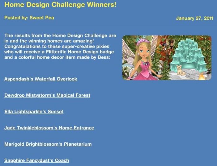Home Design Winners! 110