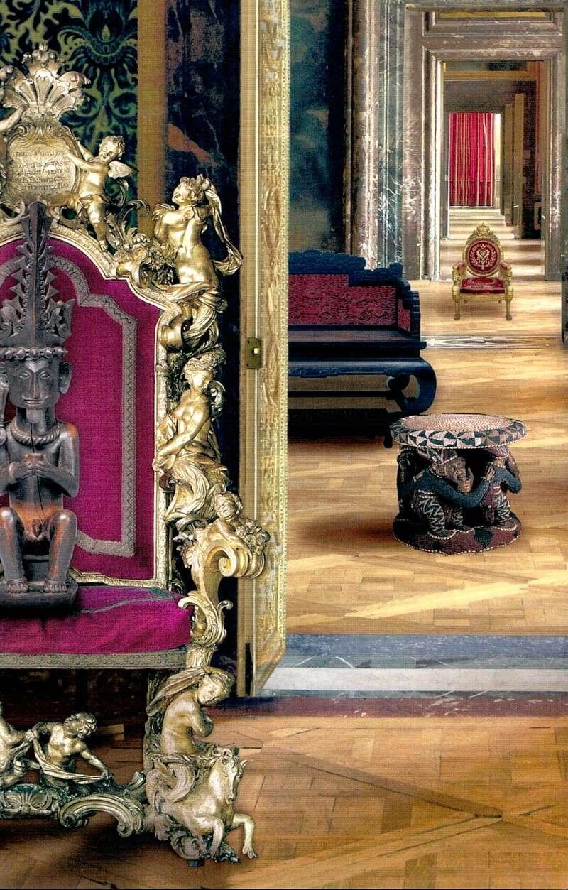 Exposition « Trônes en majesté, l'autorité et son symbole » - Page 5 16095311