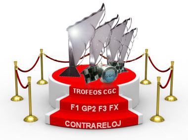 Presentación de Trofeos CGC  - Temporada 5 Podium10