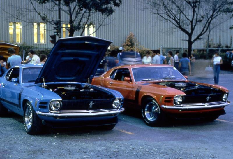 Montréal Mustang dans le temps! 1981 à aujourd'hui (Histoire en photos) 1981mm10