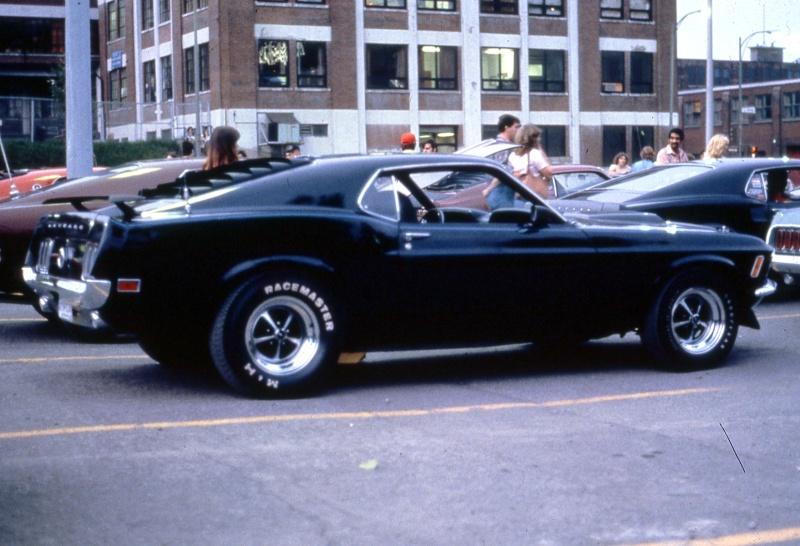 Montréal Mustang dans le temps! 1981 à aujourd'hui (Histoire en photos) 1981mm12