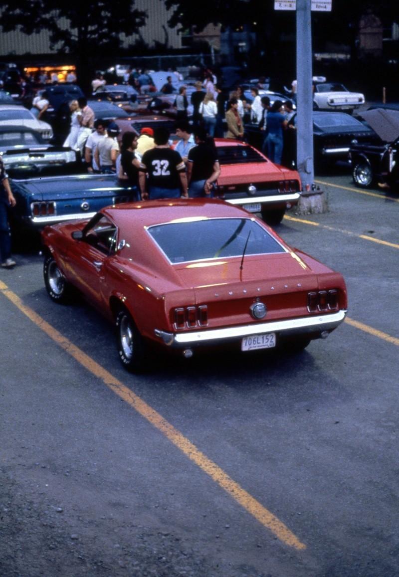Montréal Mustang dans le temps! 1981 à aujourd'hui (Histoire en photos) 1981mm14