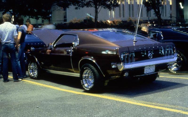 Montréal Mustang dans le temps! 1981 à aujourd'hui (Histoire en photos) 1981mm16