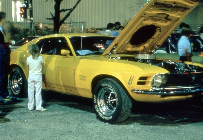 Montréal Mustang dans le temps! 1981 à aujourd'hui (Histoire en photos) 1981mm18