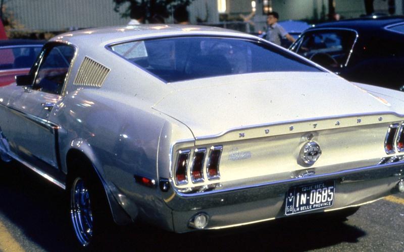 Montréal Mustang dans le temps! 1981 à aujourd'hui (Histoire en photos) 1981mm20