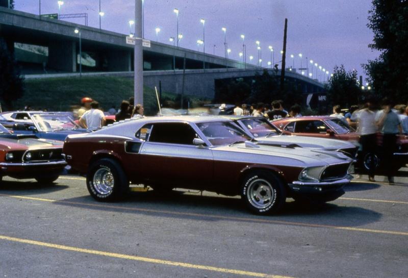 Montréal Mustang dans le temps! 1981 à aujourd'hui (Histoire en photos) 1981mm21